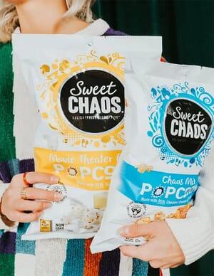 Gourmet Popcorn - Sweet Chaos