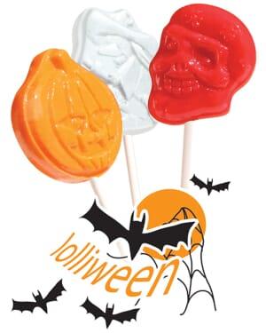 Lolliween-Halloween Lollipops