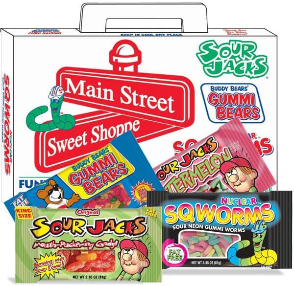 Main Street Sweet Shoppe fundraiser